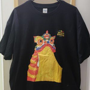 NYC Winter Lantern Festival T-Shirt